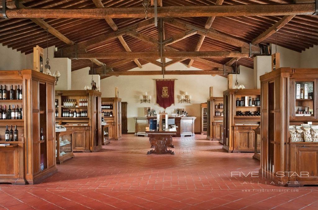 Wine Choices at Castello Banfi - Il Borgo, Montalcino, Siena, Italy
