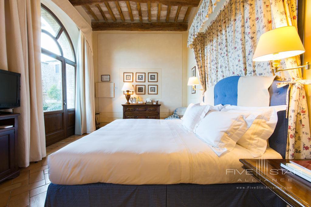 Deluxe Room at Castello Banfi - Il Borgo, Montalcino, Siena, Italy