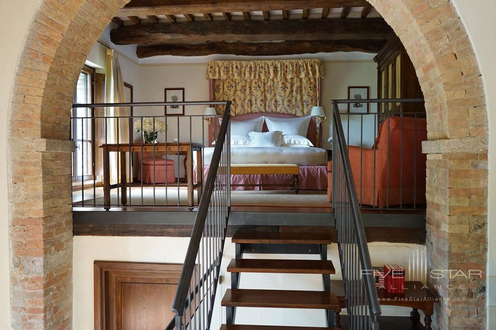 Junior Suite at Castello Banfi - Il Borgo, Montalcino, Siena, Italy