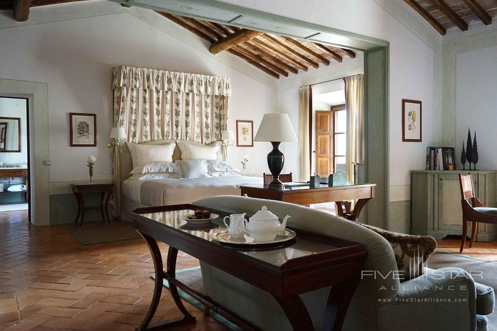Suite Poggio All'Oro at Castello Banfi - Il Borgo, Montalcino, Siena, Italy