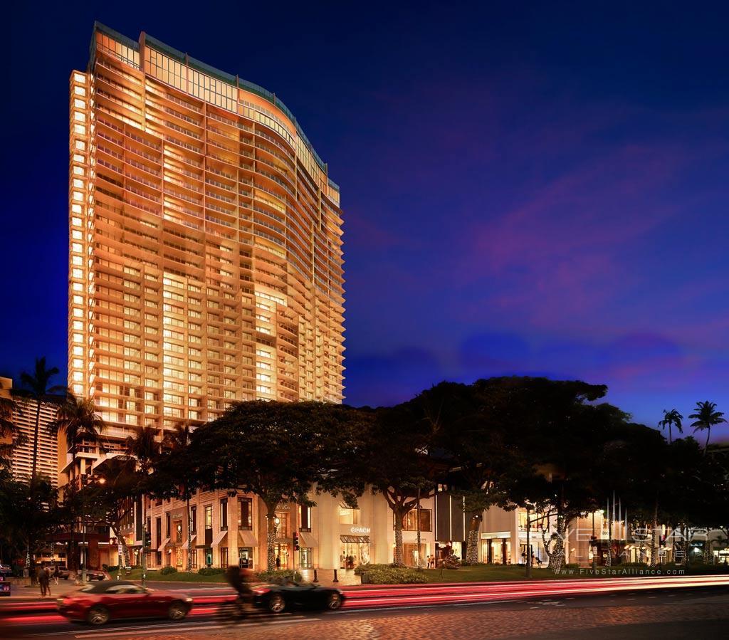 The Ritz-Carlton Residences, Waikiki Beach Honolulu, HI