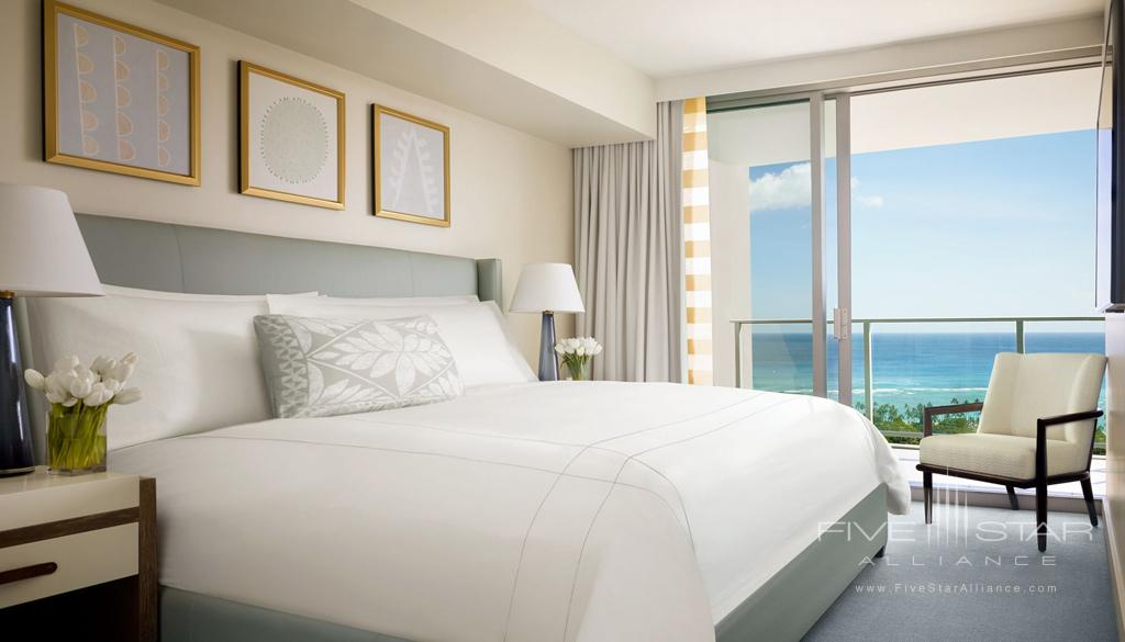 Two Bedroom Grand Ocean View Suite at The Ritz-Carlton Residences, Waikiki Beach Honolulu, HI