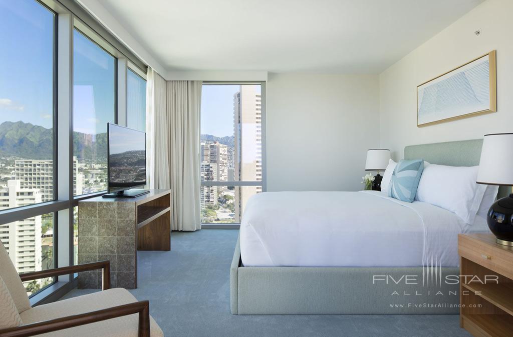 Four Bedroom Suite at The Ritz-Carlton Residences, Waikiki Beach Honolulu, HI