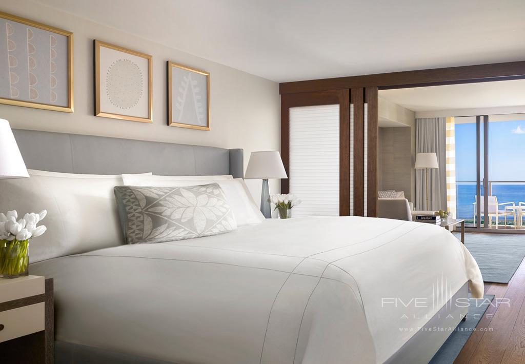 Grand Ocean View Suite at The Ritz-Carlton Residences, Waikiki Beach Honolulu, HI