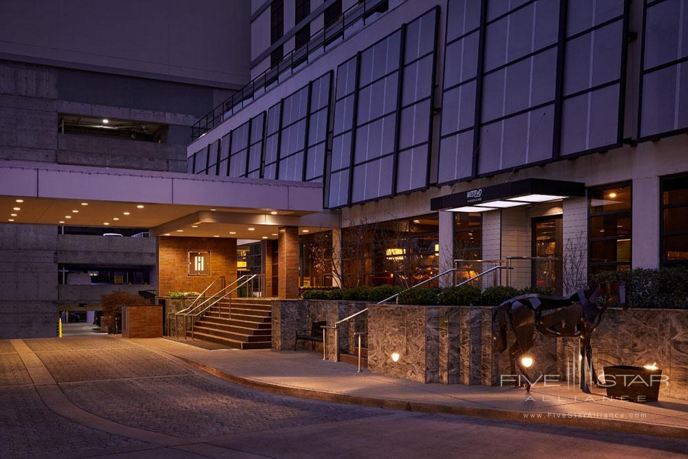 Hutton Hotel, Nashville, TN Credit Tim Williams