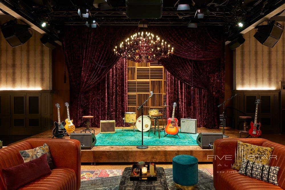 Analog Stage at Hutton Hotel, Nashville, TN Credit Tim Williams