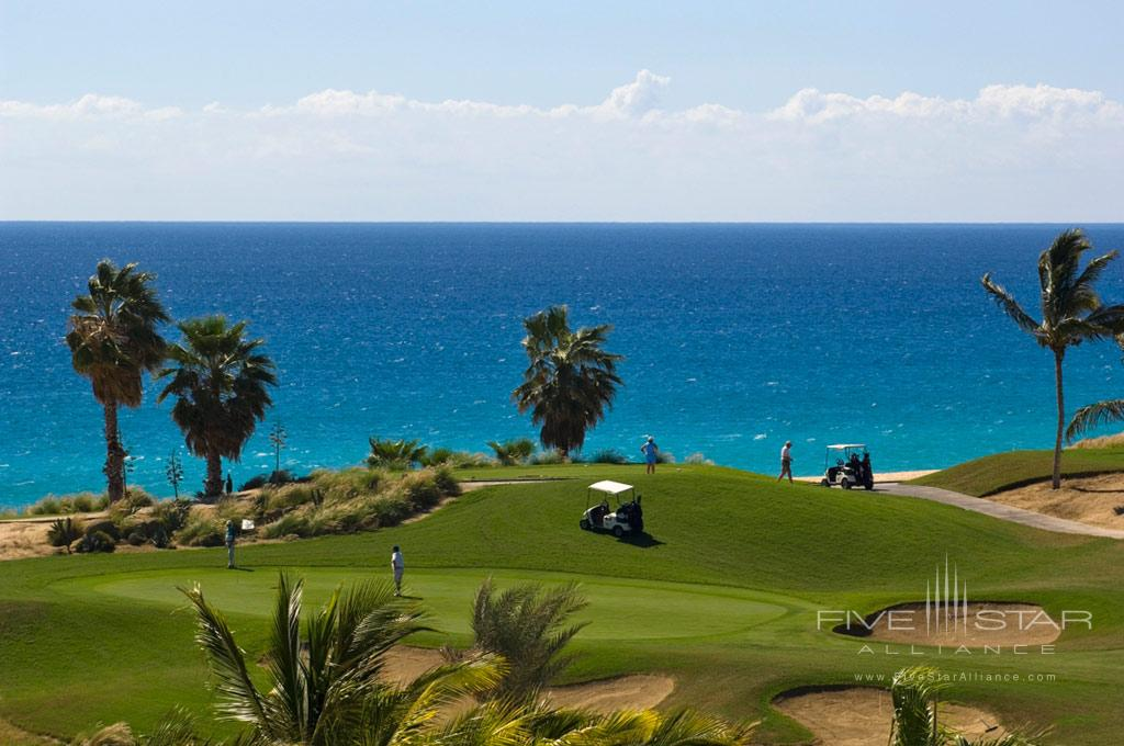 Golf Course at Paradisus Los Cabos, Los Cabos, BCS, Mexico