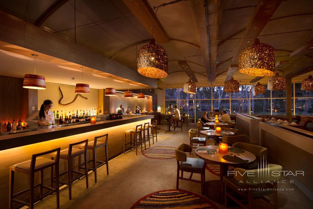 Bar and Lounge at Sails in the Desert, Yulara, Australia