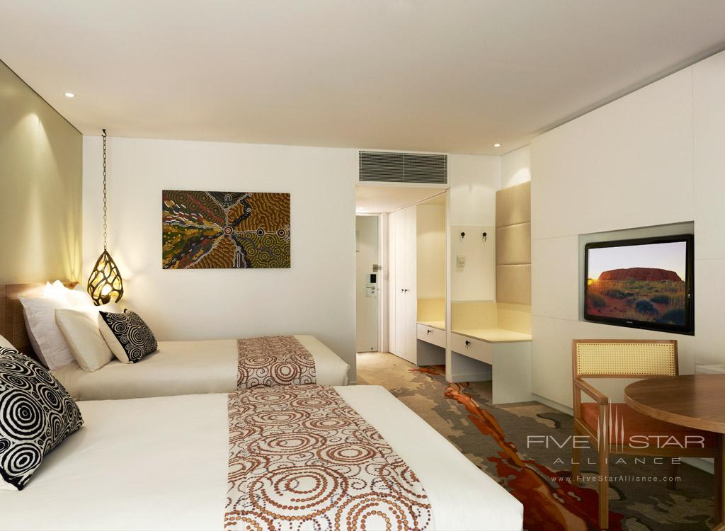 Double Guest Room at Sails in the Desert, Yulara, Australia