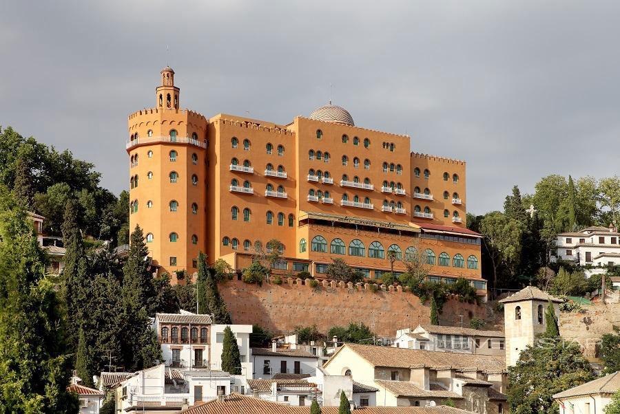 Alhambra Palace Hotel, Granada, Spain