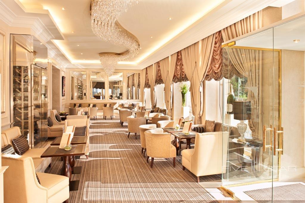 Lounge at Steigenberger Parkhotel Dusseldorf, Dusseldorf, NRW, Germany