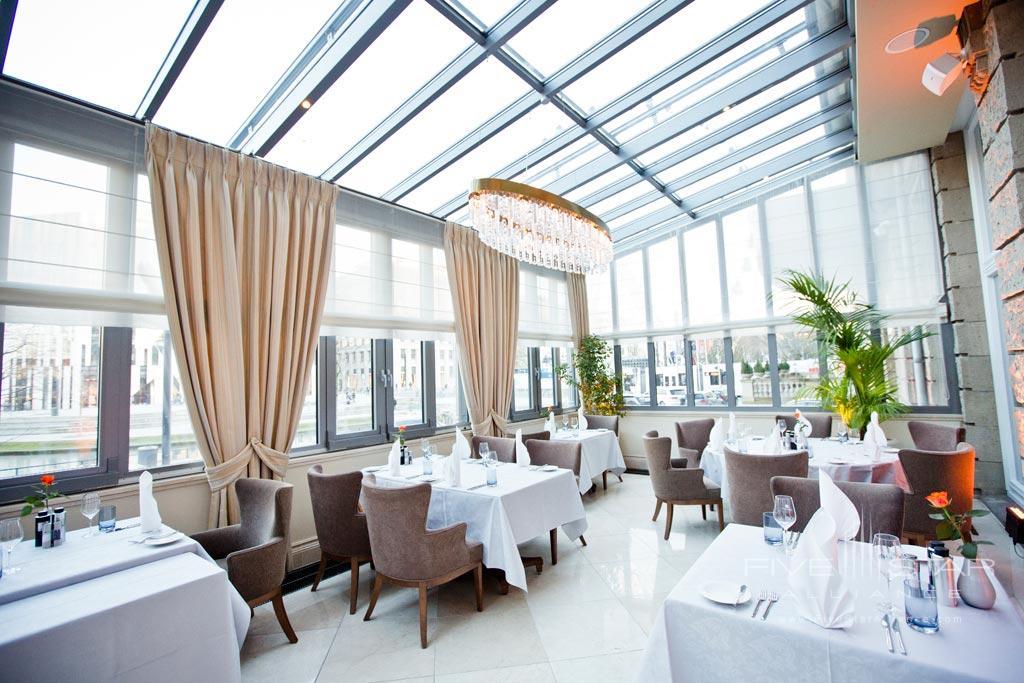 Dine at Steigenberger Parkhotel Dusseldorf, Dusseldorf, NRW, Germany