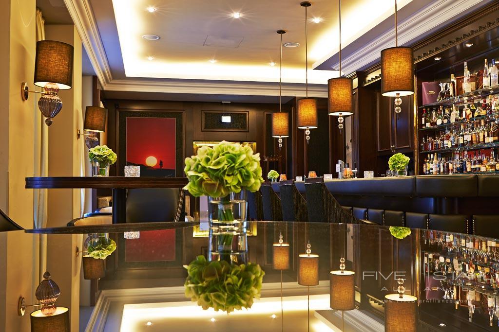 Etoile Bar at Steigenberger Parkhotel Dusseldorf, Dusseldorf, NRW, Germany