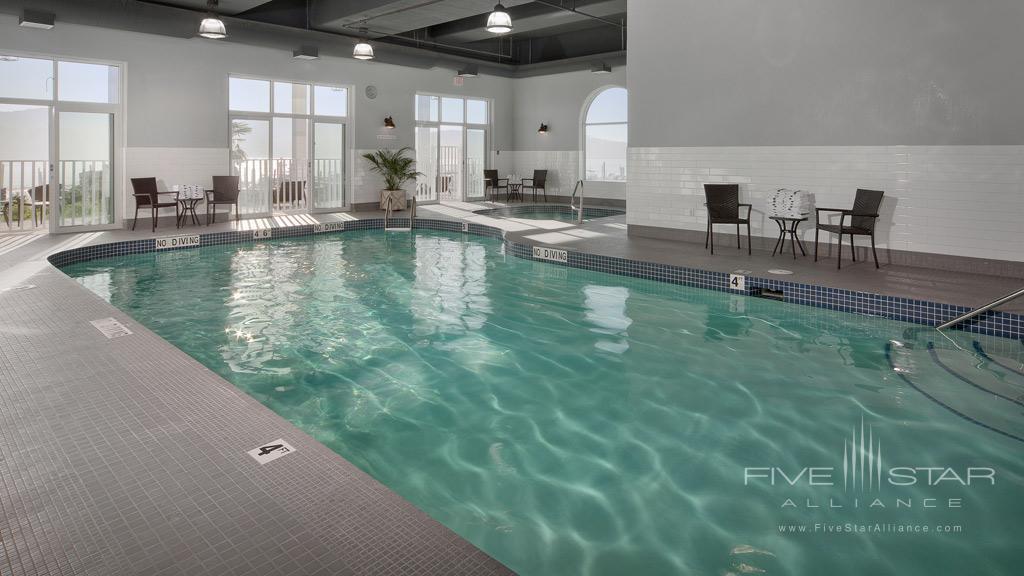 Indoor Pool at Prestige Oceanfront Resort Sooke, Sooke, British Columbia, Canada