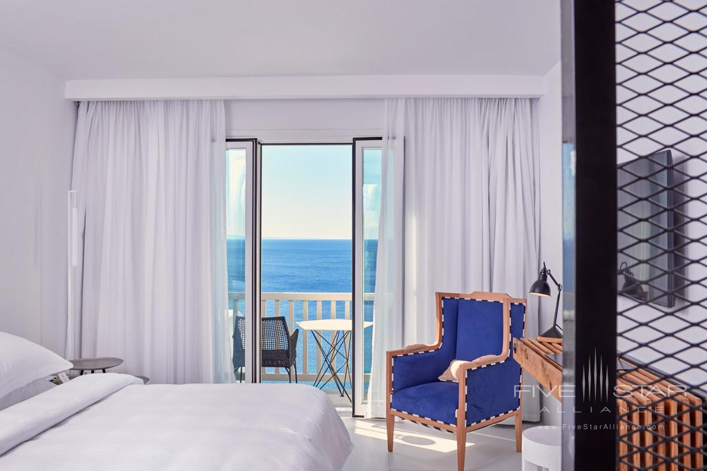 Superior Guest Room at Royal Myconian Resort and Thalasso Spa, Mykonos, Greece