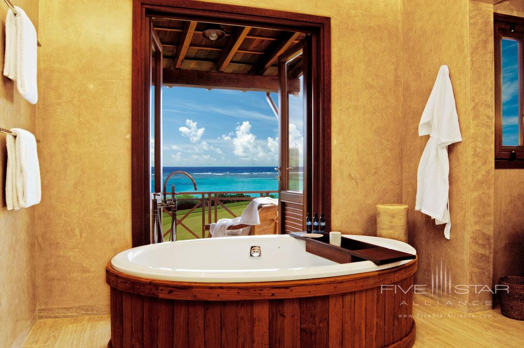 Bath of Three Bedroom Residence at Canouan Estate, West Indies, Saint Vincent and The Grenadines