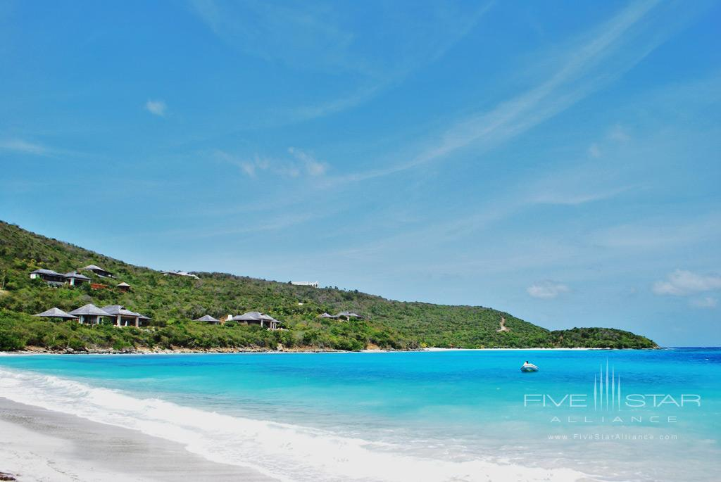 Mysore Beach at Canouan Estate, West Indies, Saint Vincent and The Grenadines