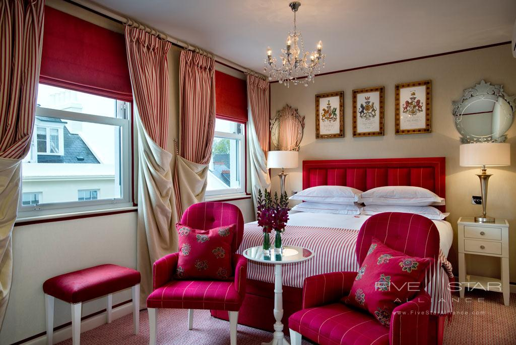 Classic Double Guest Room at Duke of Richmond Hotel, Guernsey, Channel Islands, United Kingdom