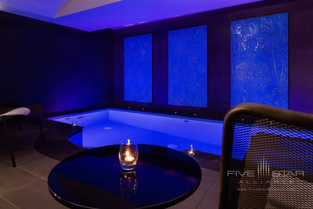 Spa at Hotel La Belle Juliette Paris, France