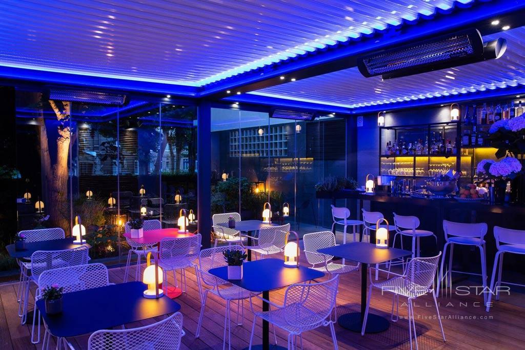 Dine at Hotel La Belle Juliette Paris, France