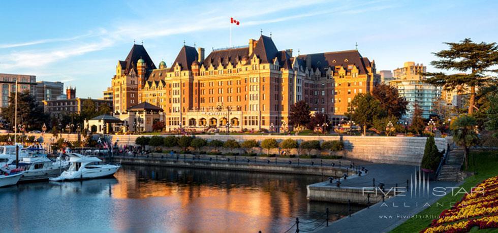 Fairmont Empress, Victoria, BC, Canada