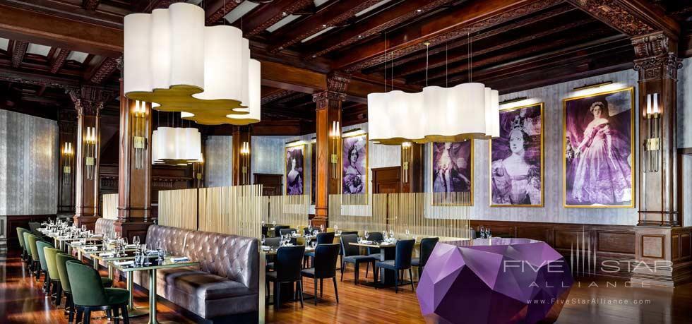 Dine at Fairmont Empress, Victoria, BC, Canada