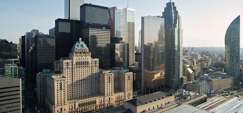 Fairmont Royal York, Toronto, ON, Canada