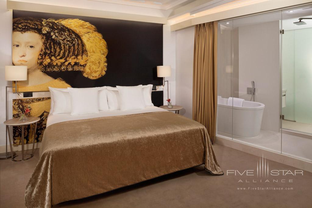 Premium King Guest Room at Gran Melia Palacio de los Duques