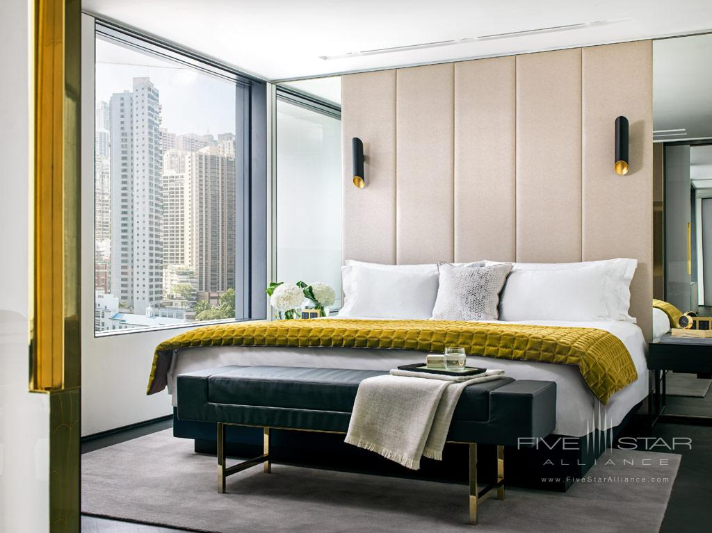 Explorer Suite Bedroom at The Murray, Hong Kong