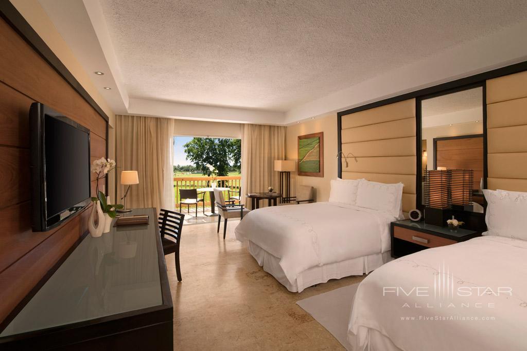 Elite Double Patio Guest Room at Casa de Campo, La Romana, Dominican Republic