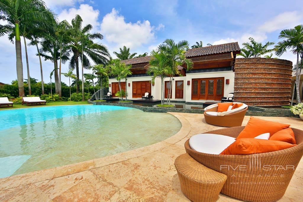 Villa Number 5 at Casa de Campo, La Romana, Dominican Republic