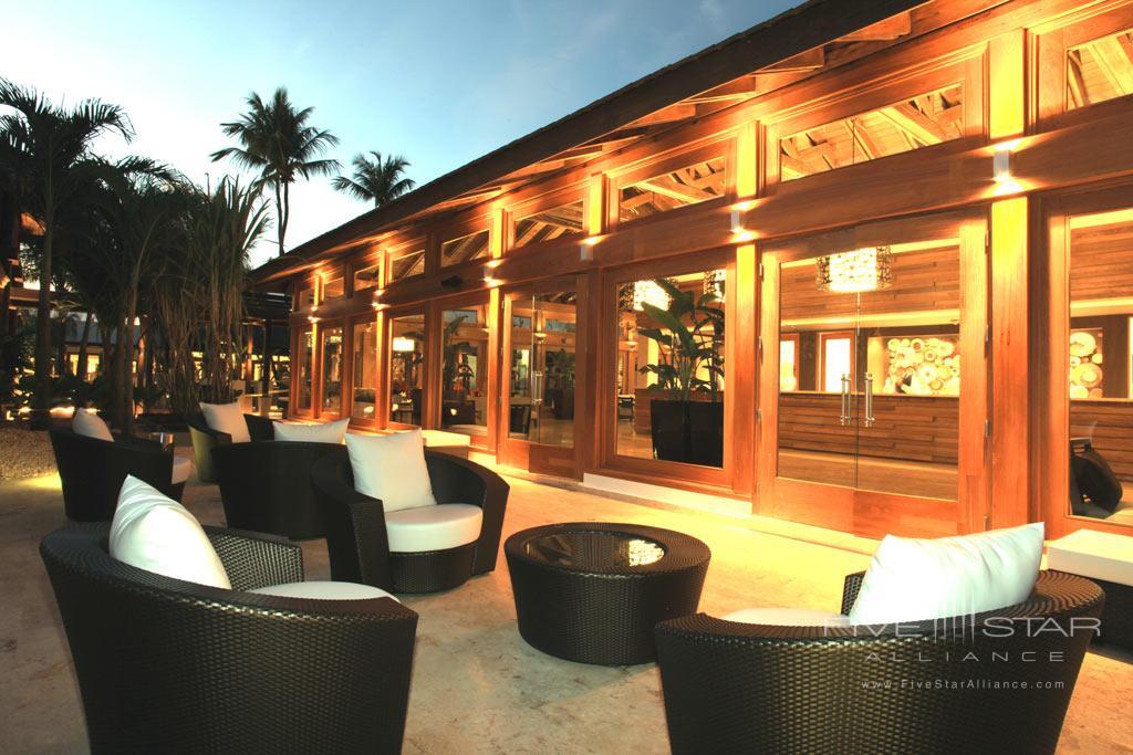 Central Area Lounge at Casa de Campo, La Romana, Dominican Republic
