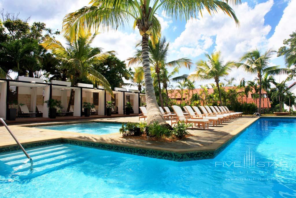 Outdoor Pool at Casa de Campo, La Romana, Dominican Republic