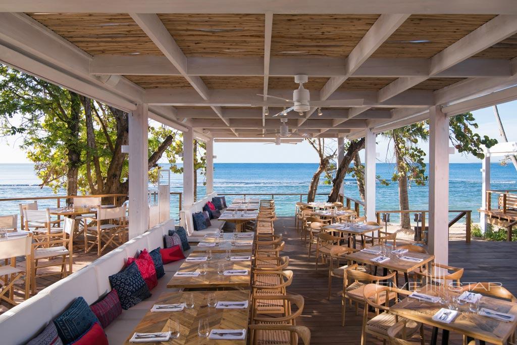 Beach Club Restaurant at Casa de Campo, La Romana, Dominican Republic