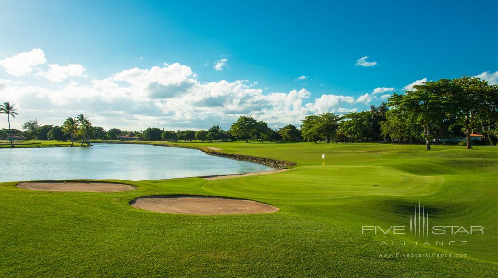 Golf at Casa de Campo, La Romana, Dominican Republic