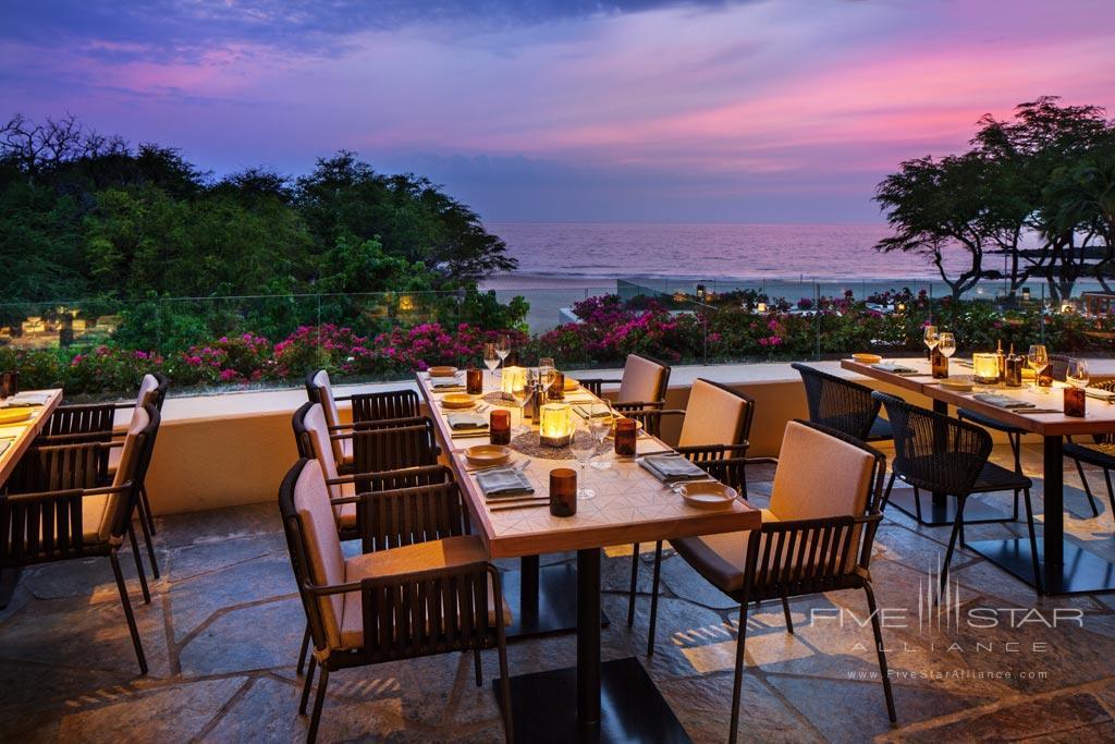 Meridia Dining at The Westin Hapuna Beach Resort, Kohala Coast, HI