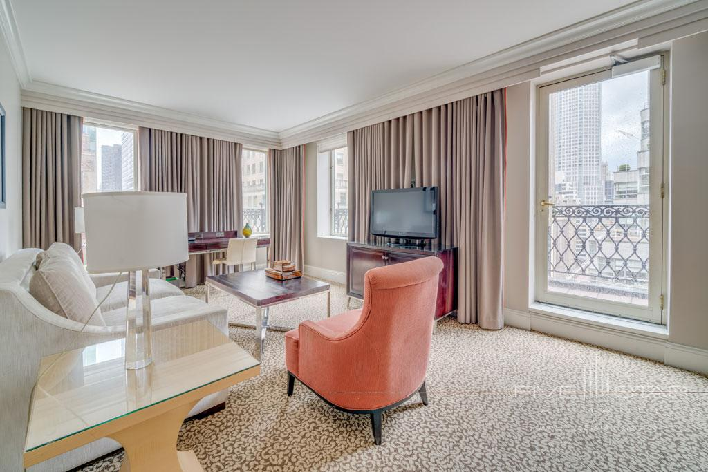 Madison Suite with Hudson Terrace at Omni Berkshire Place New York, United States