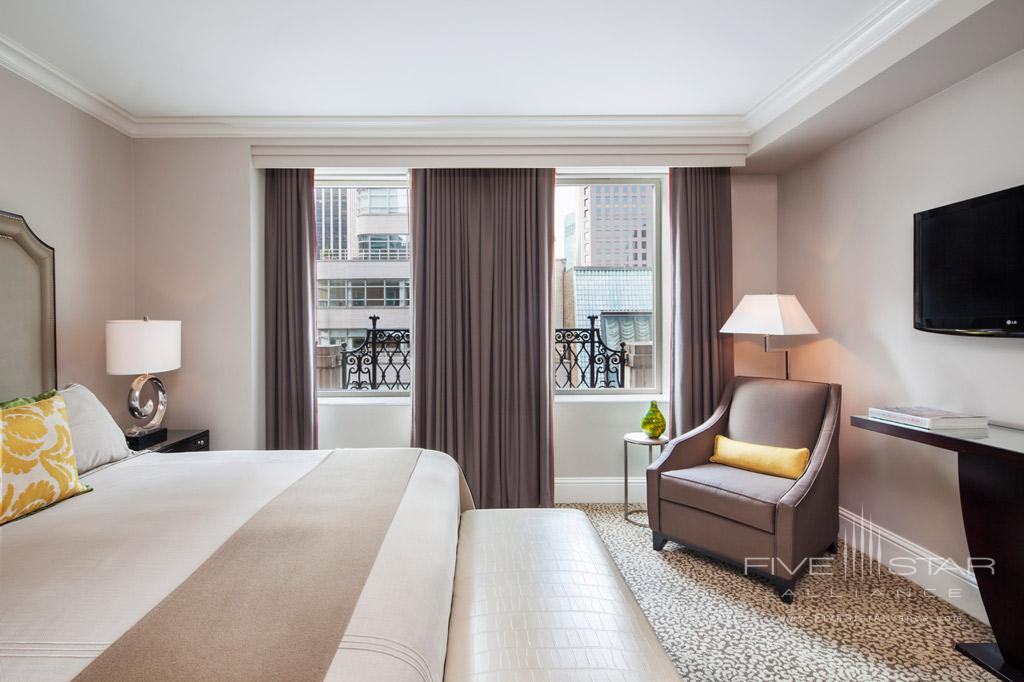 5th Avenue Suite with LUX Terrace at Omni Berkshire Place New York, United States