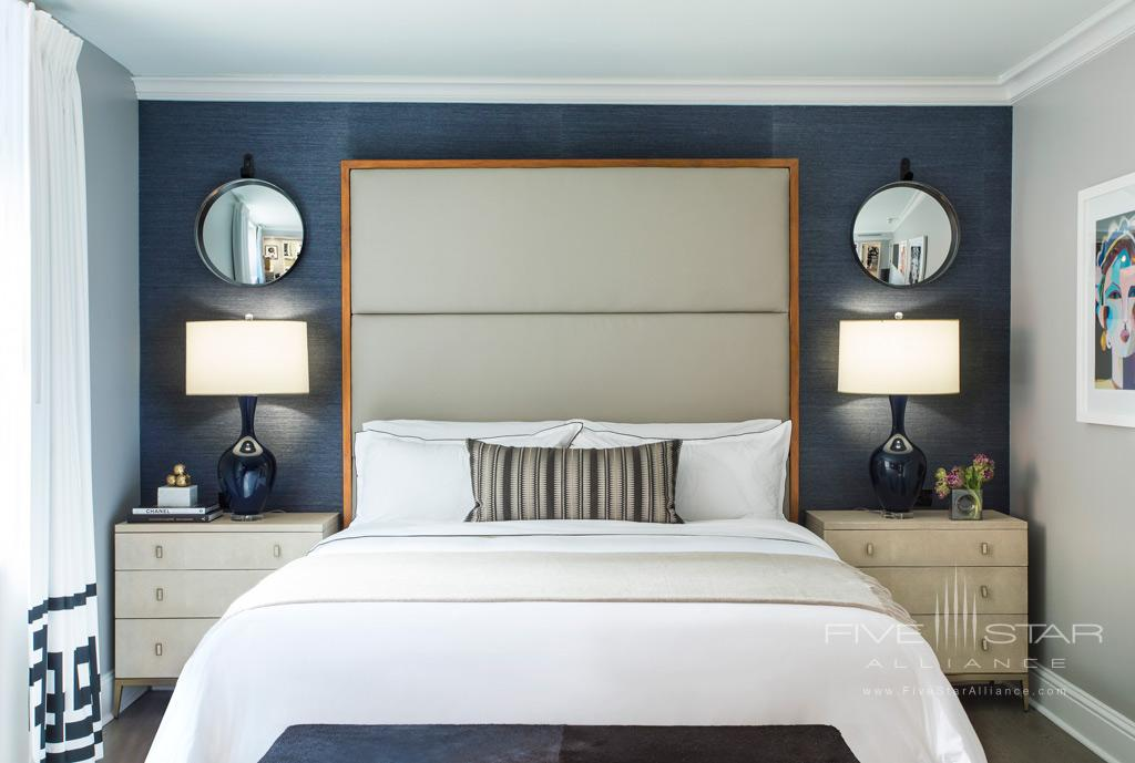 Apartment Suite Guest Room at Omni Berkshire Place New York, United States