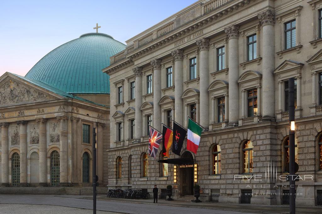 Rocco Forte Hotel de Rome, Berlin, Germany