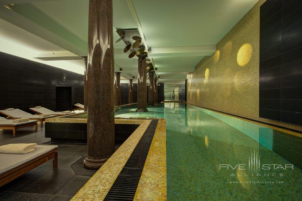Indoor Pool at Rocco Forte Hotel de Rome, Berlin, Germany