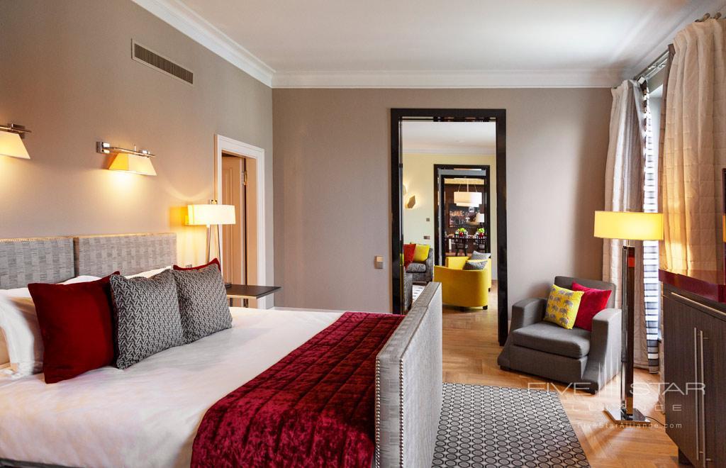 The Bebel Suite at Rocco Forte Hotel de Rome, Berlin, Germany