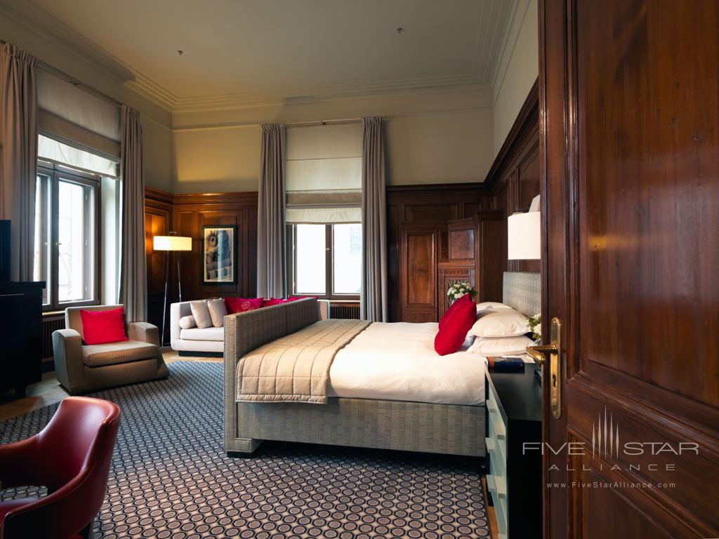 Gutmann Suite at Rocco Forte Hotel de Rome, Berlin, Germany