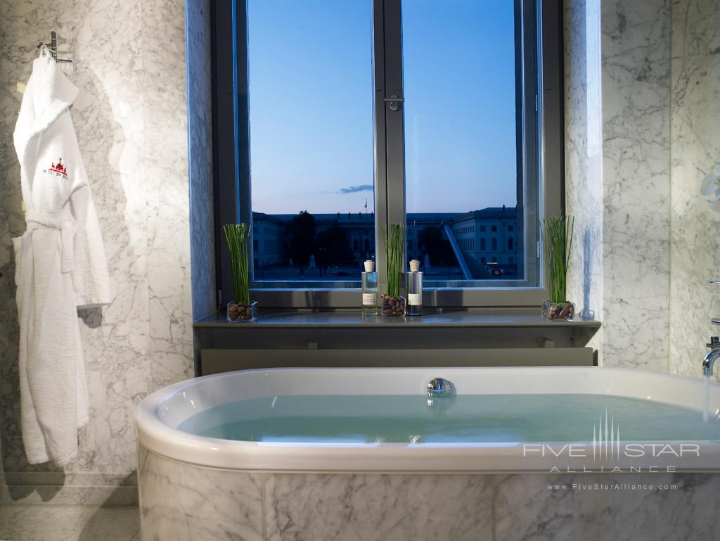 Humboldt Suite at Rocco Forte Hotel de Rome, Berlin, Germany