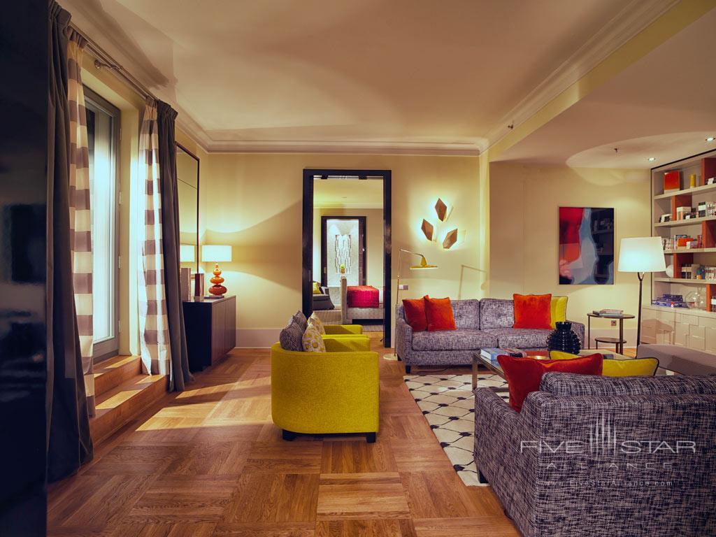 Bebel Suite at Rocco Forte Hotel de Rome, Berlin, Germany