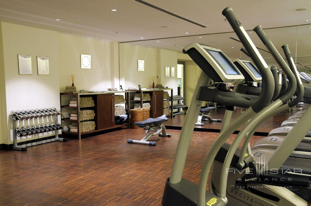 Fitness Center at Rocco Forte Hotel de Rome, Berlin, Germany