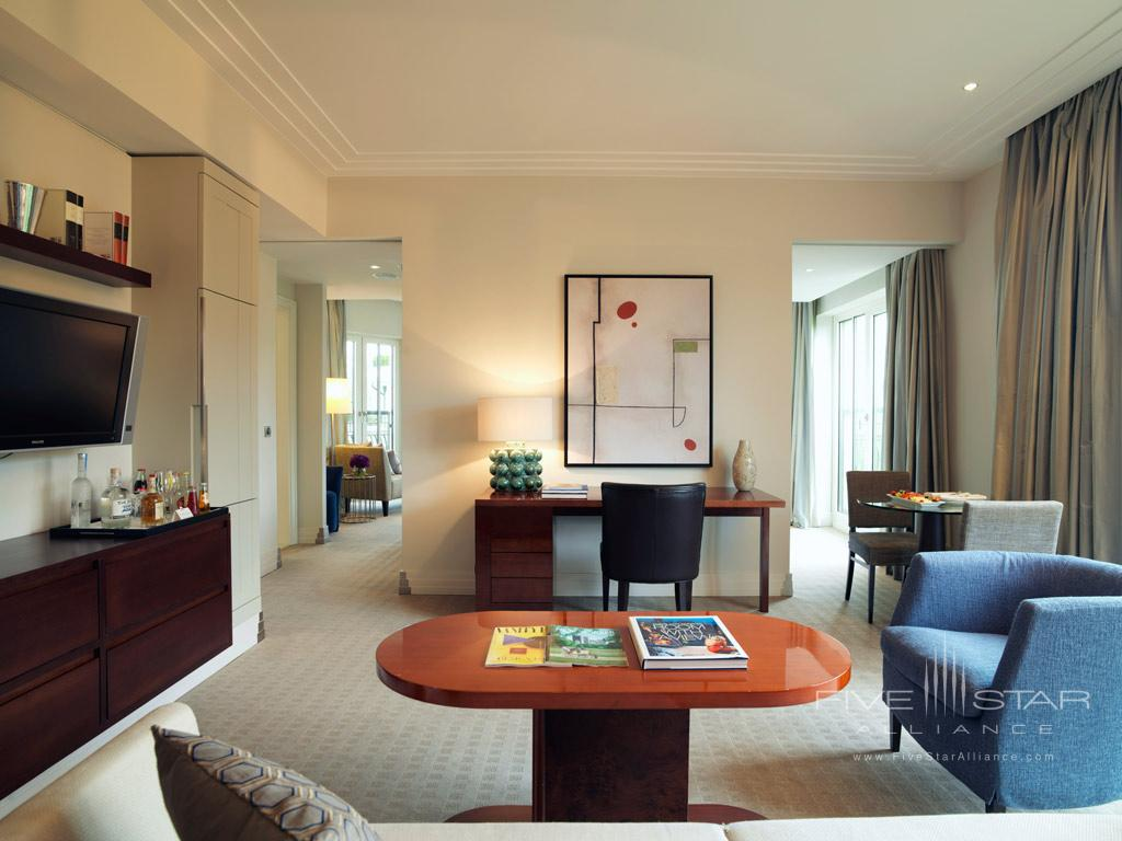 Executive Suite at The Charles Hotel Munich, Germany