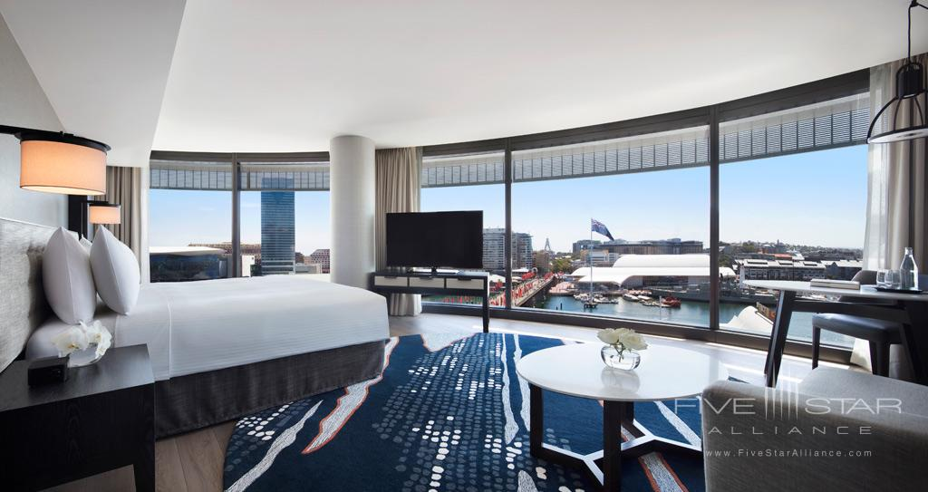 Harbour View Studio Suite at Hyatt Regency Sydney