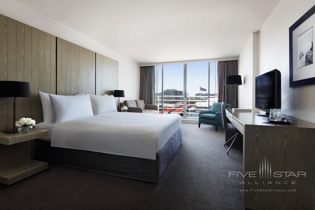 Guest Room at Hyatt Regency Sydney, NSW, Australia