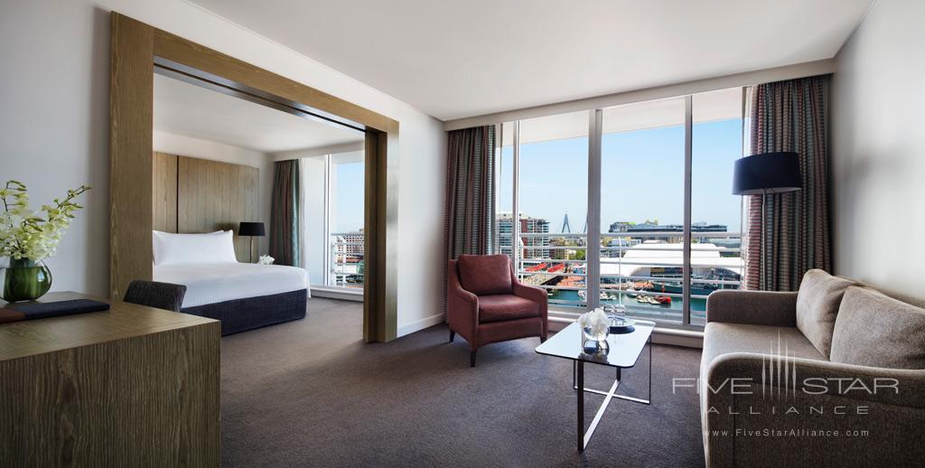 Suite Living at Hyatt Regency Sydney, NSW, Australia